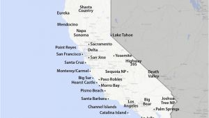 Map Of La Jolla California Maps Of California Created for Visitors and Travelers