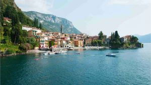 Map Of Lake Como Italy Italy S Lake Region