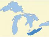 Map Of Lake Erie Ohio Lake Erie Wikipedia
