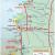 Map Of Lake Michigan Beaches West Michigan Guides West Michigan Map Lakeshore Region Ludington