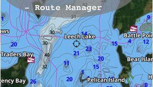 Map Of Lakes In Minnesota Minnesota Fishing Lake Maps Navigation Charts On the App Store