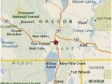 Map Of Lakeview oregon Map Lakeview oregon Secretmuseum