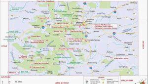 Map Of Lamar Colorado Coronado Springs Map Luxury Colorado Springs Map Unique Colorado Map