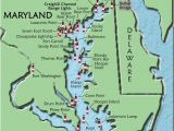 Map Of Lighthouses In Michigan Maryland Lighthouses I Want to See them All We Need A Vacation