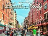 Map Of Little Italy New York Chinatown Five Points and Little Italy Walking tour Provided by