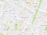 Map Of Little Italy Nyc New York S Chinatown and Little Italy Neighborhood Map