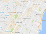 Map Of Little Italy Nyc Union Square Flatiron Murray Hill and Gramercy Map
