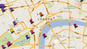 Map Of London England attractions London attractions tourist Map Things to Do Visitlondon Com