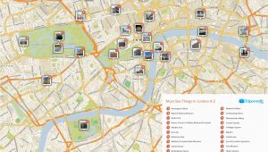 Map Of London England with tourist attractions What to See In London Lines In 2019 London attractions London