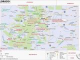 Map Of Loveland Colorado Colorado Lakes Map Maps Directions