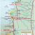 Map Of Ludington Michigan area West Michigan Guides West Michigan Map Lakeshore Region Ludington