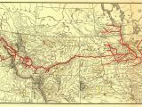 Map Of Lyons Colorado Railroad Maps 1828 to 1900 Library Of Congress