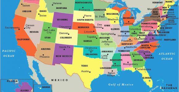 Map Of Major Cities In California California City California Map California Map Major Cities Unique