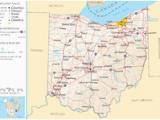 Map Of Major Cities In Ohio Ohio Wikipedia