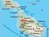 Map Of Malta Europe 11 Best Malta Map Images In 2017 Malta Map Malta island