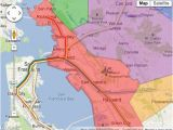 Map Of Martinez California 12 Best Bay area Transit Maps Images Bay area Blue Prints Cards