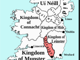 Map Of Medieval Ireland Osraige Wikipedia