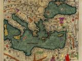 Map Of Medieval Spain Medieval Map All Kingdoms Of the World Catalan atlas 1375