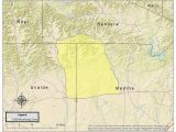 Map Of Medina Ohio Medina County Texas