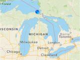 Map Of Michigan Adventure Paradise Michigan Adventures Around Every Turn the Perfect