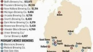 Map Of Michigan Breweries 20 Best Indian Trails Michigan Breweries Images Michigan Travel