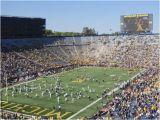 Map Of Michigan Stadium Field Picture Of Michigan Stadium Ann Arbor Tripadvisor