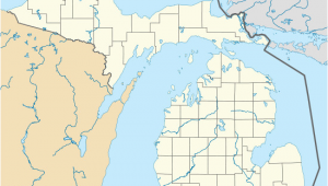 Map Of Michigan State Parks List Of Michigan State Parks Revolvy