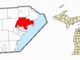 Map Of Michigan townships Frenchtown Charter township Michigan Wikipedia