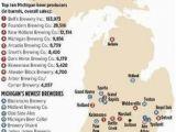 Map Of Michigan Wineries 26 Best Michigan Craft Beer Breweries Images Michigan Crafts