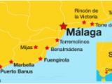 Map Of Mijas Costa Del sol Spain Costa Del sol On A Budget Incl Marbella torremolinos Mijas