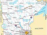Map Of Minnesota by County Mesabi Range Wikipedia