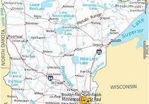 Map Of Minnesota Rivers Mesabi Range Wikipedia
