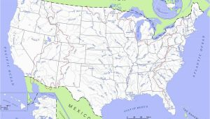 Map Of Mississippi River In Minnesota United States Rivers and Lakes Map Mapsof Net Camp Prepare