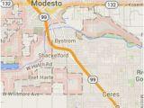Map Of Modesto California 21 Best Modesto California Images Modesto California California