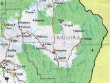 Map Of Mountains In oregon Wallowa Lake State Park Map Map Of the Wallowa County oregon Rv