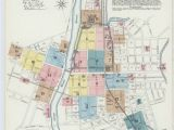 Map Of Mt Vernon Ohio Map Ohio Library Of Congress