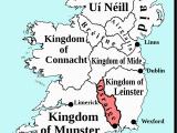 Map Of Munster Province Ireland Osraige Wikipedia