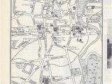 Map Of N Ireland Belfast northern Ireland Map City Map Street Map 1950s Europe