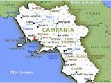 Map Of Naples Italy area Map Of Campania Naples and Amalfi Coast Italy Obsessed with