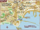 Map Of Naples Italy area Map Of Naples
