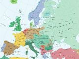 Map Of Napoleonic Europe Map Of Europe In 1885 Croatia and Bosnia as Part Of the