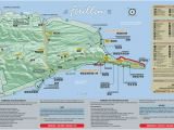 Map Of National Parks Canada forillon National Park Map Gaspeacute Canada Mappery