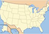 Map Of National Parks In California Nationalparks In Den Vereinigten Staaten Wikipedia