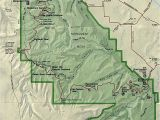 Map Of National Parks In Colorado United States National Parks and Monuments Maps Perry Castaa Eda