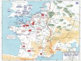 Map Of Nazi Occupied Europe the Story Of D Day In Five Maps Vox