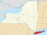 Map Of New England and New York State Long island Wikipedia