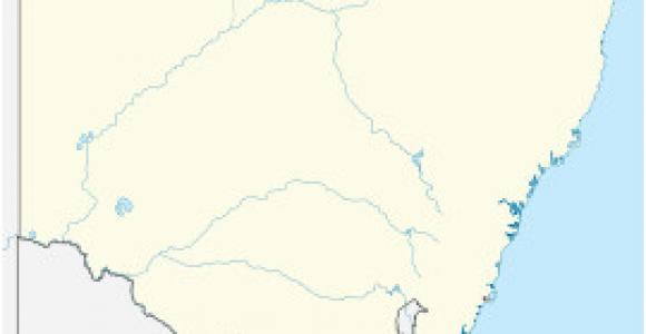 Map Of New England Nsw Illawarra Wikipedia