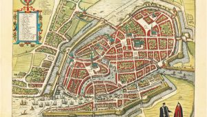 Map Of Nimes France Amazing Maps Of Medieval Cities Maps City Historical