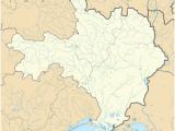 Map Of Nimes France Pont Ambroix Wikipedia