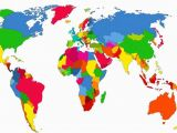 Map Of north America and Europe together How Many Countries are there In the World Worldatlas Com